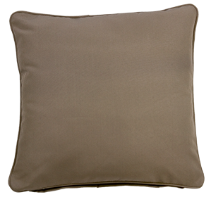 Cartenza Tan - Large Throw Cushion