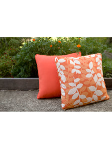 Katapus Orange - Small Throw Cushion