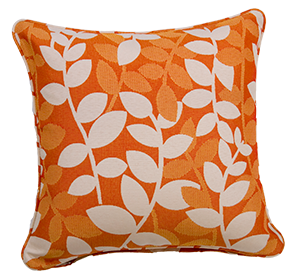 Katapus Orange - Large Throw Cushion