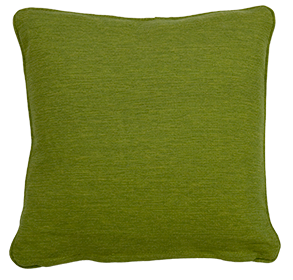 Southend Green - Large Throw Cushion
