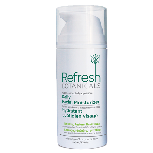 Facial Moisturizer - 5ml - Refresh Botanicals