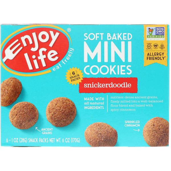 Mini Cookies - Samples - Enjoy Life