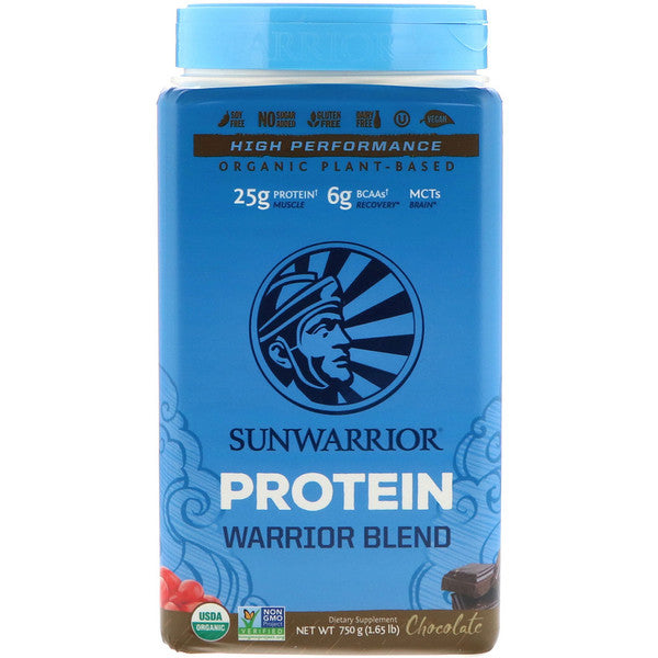 Protein - Sample - SunWarrior