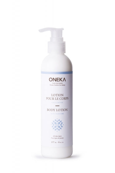 Body Lotion - Sample - Oneka