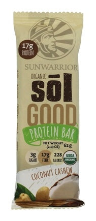 Protein Bar - SunWarrior Sol Bars