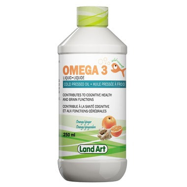 Omega 3 - Sample - Land Art