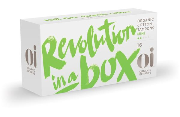 Feminine Hygiene Products - Sample Pack - Organic Initiative