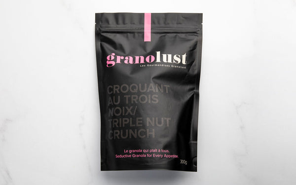 Granola - Triple Nut Crunch - Granolust