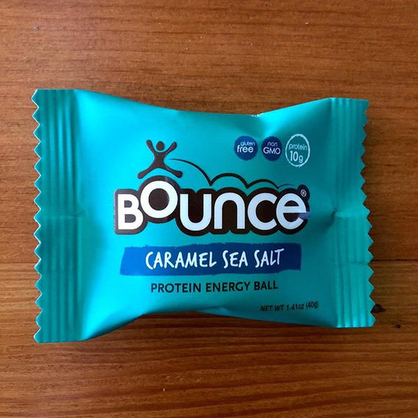 Protein Energy Ball - Caramel Sea Salt - Bounce