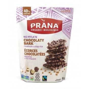 Chocolate Bark - No Mylk'n - Prana