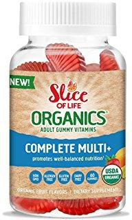 Adult Multivitamin - Sample - Slice of Life