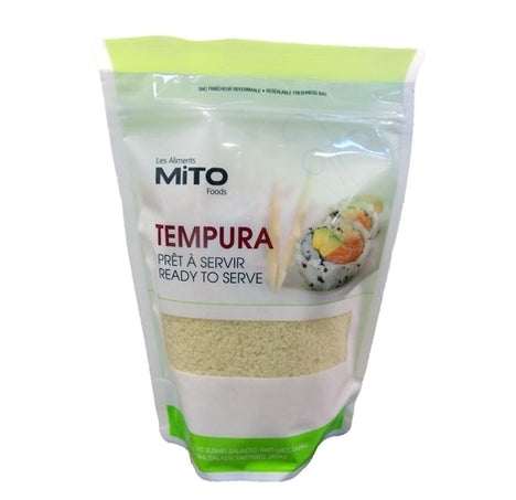 Ready-to-Serve Tempura - Mito