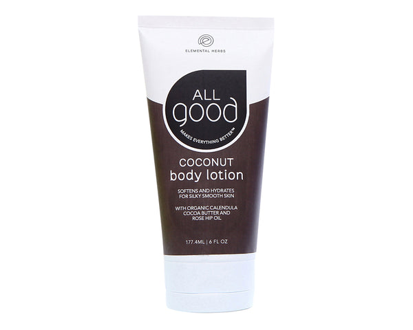 Coconut Body Lotion - Samples - All Good