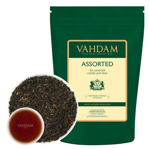Assorted Teas - 5 bag sampler box - Vahdam