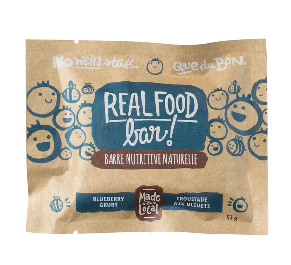 Real Food Bar - Made with Local