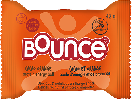 Energy Ball - Cocoa & Orange - Bounce