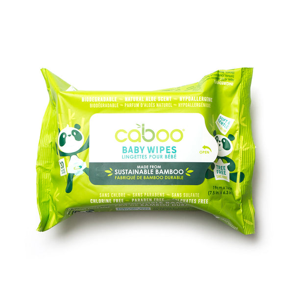Baby Wipes - Caboo