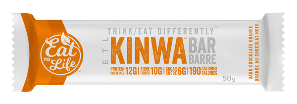 Kinwa bar - Eat to Life