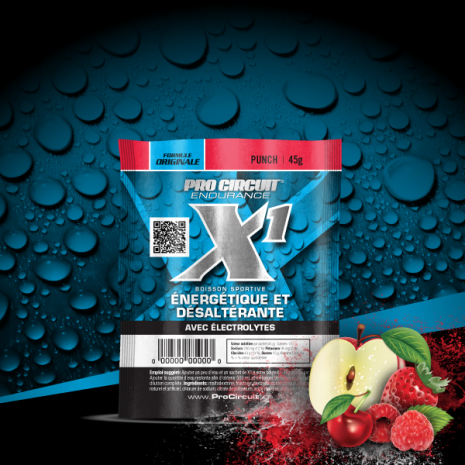 Sports Beverage - Fruit Punch - Pro Circuit