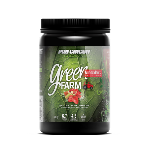 Green Farm Antioxidants - Samples - Pro Circuit