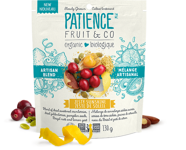 Artisan Blend - Zesty Sunshine - Patience Fruit & Co