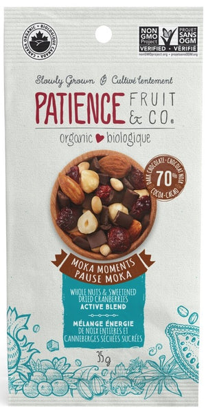 Mixed Nuts - Mocha Blend - Sample - Patience Fruit & Co