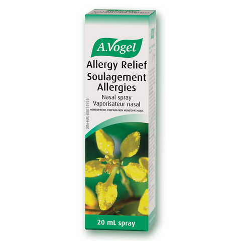 Allergy Relief Nasal Spray - A.Vogel