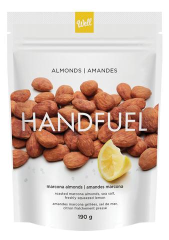Almonds - Sample - Handfuel