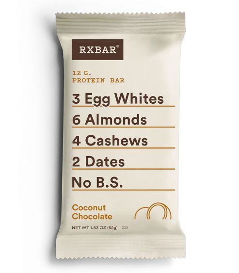 Protein Bar - Coconut Chocolate - RXBAR