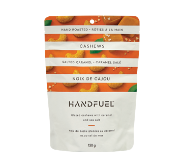 Dry Roasted Nuts - 2 flavors - Hand Fuel