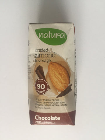 Almond Milk - Chocolate - Natura