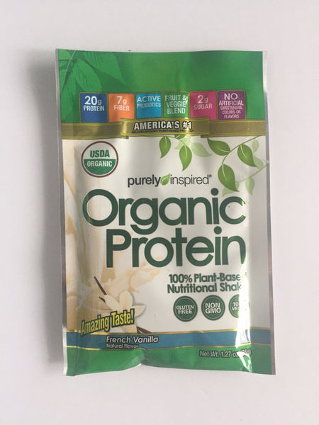 Organic Protein - Purely Inspired