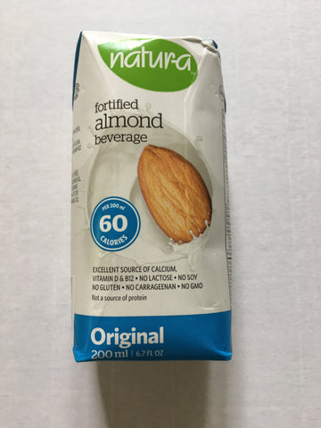 Almond Milk Mini - Vanilla - Natur-a