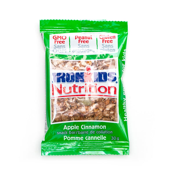 Iron Kids Bars - 4 pack - Element Nutrition