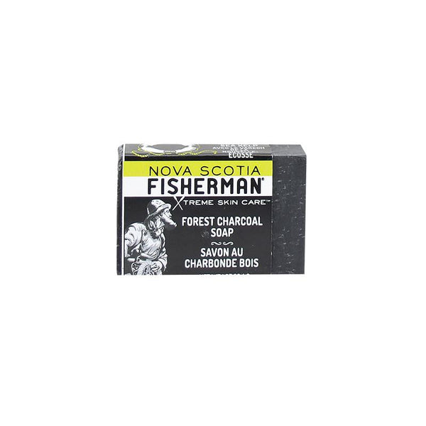 Forest Charcoal Soap - Nova Scotia Fisherman
