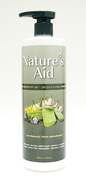 Skin Gel - Sample - Nature's Aid
