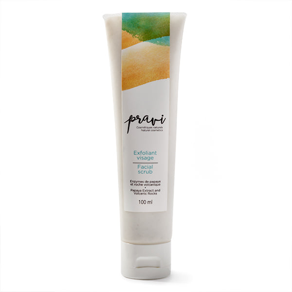 Facial Scrub - Sample - Pravi
