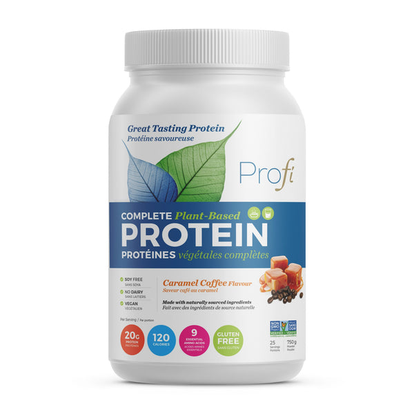 Caramel Coffee Protein - Sample - PROFI