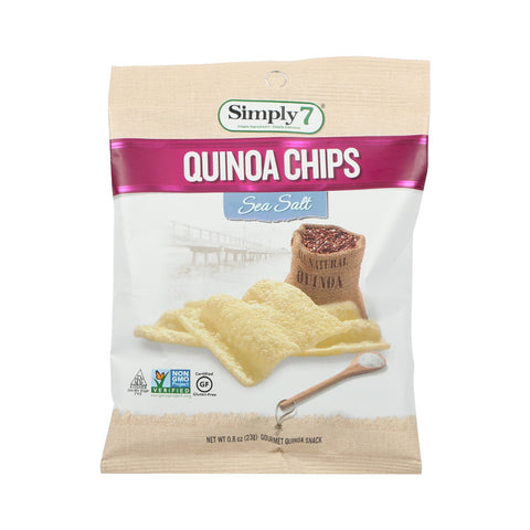 Quinoa Chips - Simply 7