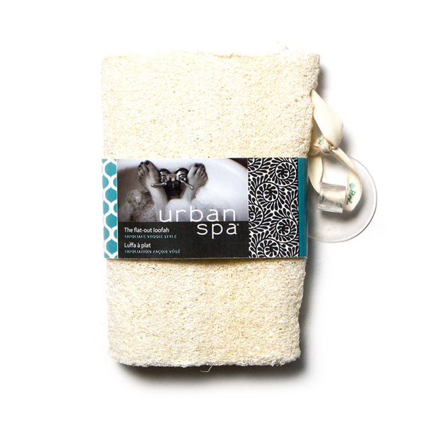 little life box flat out loofah urban spa