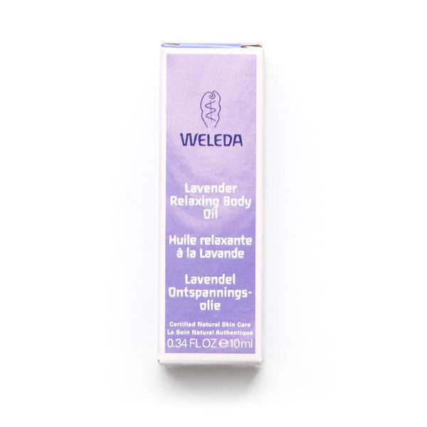 Relaxing Body Oil - Lavender - Weleda