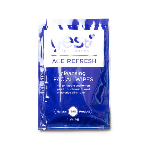 Cleansing Facial Wipes - Yes To