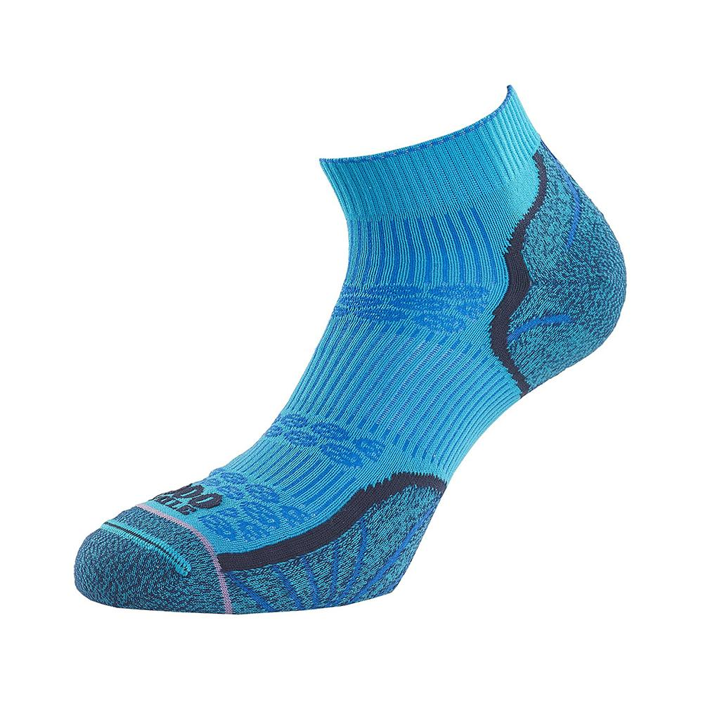 The 1000 Mile Breeze Lite Anklet Socks are very soft and light running socks – perfect for those hot, summer months!