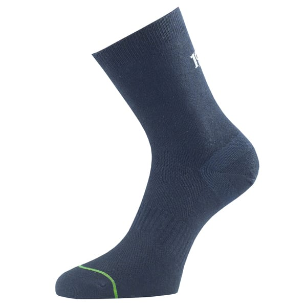 The 1000 Mile Ultimate Tactel Anklet Socks provide an appropriate well-ventilated feel allowing for an excellent, cool feet temperature.