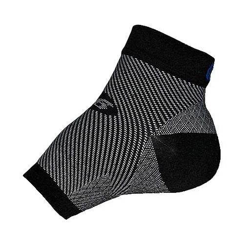 The OrthoSleeve FS6 Compression Foot Sleeve provides medical grade orthopedic support and plantar fasciitis relief.