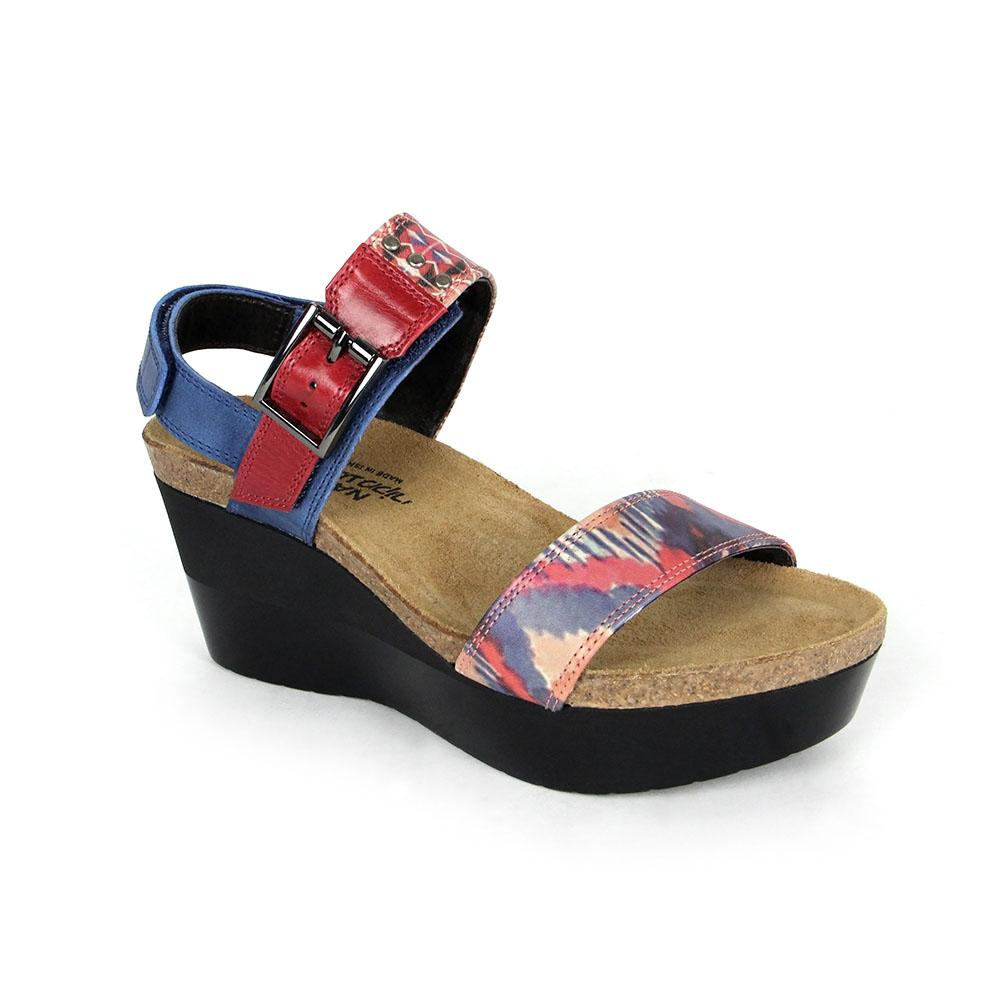 NAOT ALPHA PRINT - Arch Angel Shoes