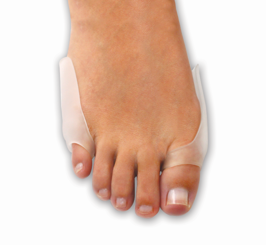Silipos All Gel Bunion Pads are soft, flexible all gel shields that cushion, protect, and reduce pressure on bunions.