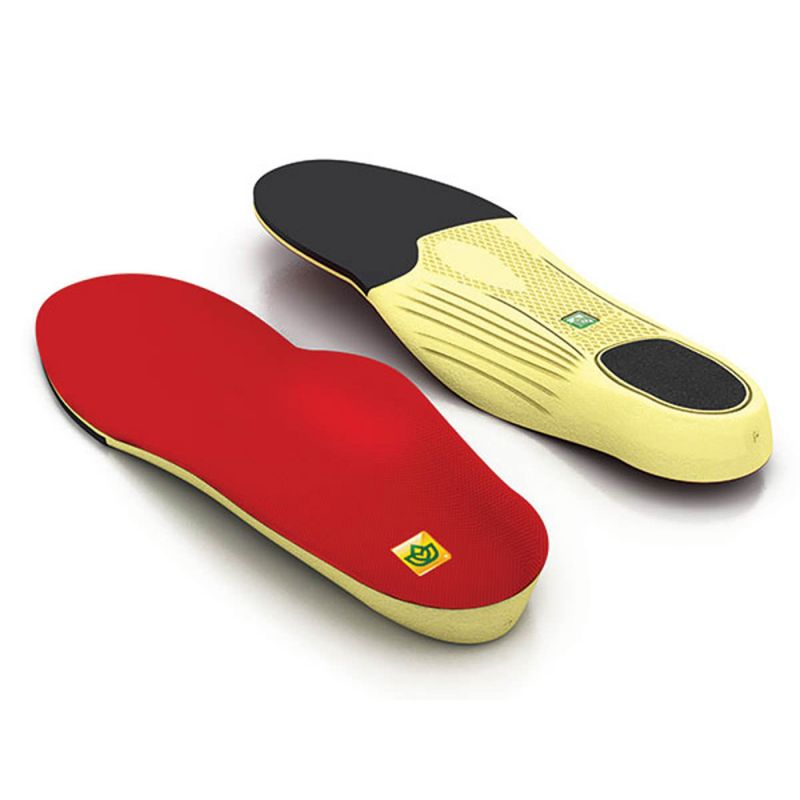 Cradles your feet with targeted cushioning that improves your athletic performance and prolongs the life of your shoes.