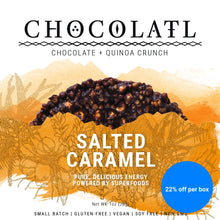 Salted Caramel Chocolate Crunch