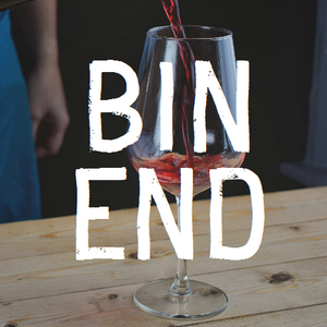 Wine bar bin ends